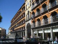 Casa de la Carpintería (1589)  Arquitecto: Juan de Herrera Dirección: Plaza Zocodover, s/n Ciudad: Toledo (Castilla-La Mancha) País: España, Europa